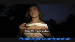 PUBLICAGENT CUTE ALEXIS CRYSTAL IS A WANNA BE MODEL