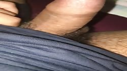 Black cock wake up by sister to cum! Hard black dick