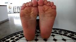 Chinese teen feet